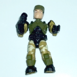 Mega Bloks Halo UNSC Marine officer brute battle unit figure